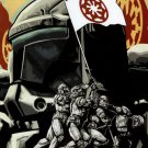 Clone Republic Commando Delta Art Star Wars 16x12 Print Poster