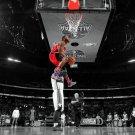 John Wall Washington Wizards Slam Dunk Contest 16x12 Print POSTER