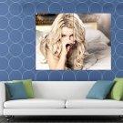 Britney Spears Cute Portrait Pop Singer Music HUGE 48x36 Print POSTER