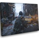 Tom Clancy S The Division Video Game Art 40x30 Framed Canvas Print