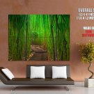 Bamboo Forest Giant Huge Wall Print Poster