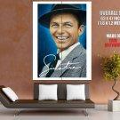 Frank Sinatra Painting Art Portrait Singer Music GIANT Huge Print Poster
