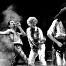 Queen Retro Stage Freddie Mercury Guitars Rock Band 24x18 Wall Print POSTER