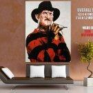 A Nightmare On Elm Street Freddy Krueger Movie Giant Huge Wall Print Poster