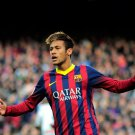 Neymar Jr FC Barcelona Epic Awesome Soccer Football 24x18 Wall Print POSTER