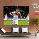 Mesut Ozil Goal Germany World Cup Soccer Football GIANT Huge Print Poster
