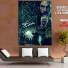 Victim Silhouette Awesome Art True Detective TV Series GIANT Huge Print Poster