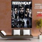 Teen Wolf Cast TV Series Giant Huge Print Poster
