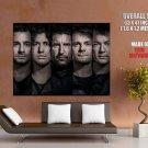 Nine Inch Nails Industrial Rock Music Giant Huge Print Poster