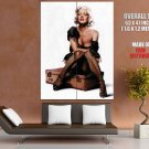 Marilyn Monroe Pin Up Sexy Naked Shoulder Giant Huge Print Poster