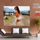 Carmen Electra Amazing Model Hot Girl Western Style Giant Huge Print Poster