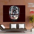 RoboCop ED 209 Helmet 1987 Movie Awesome Art Giant Huge Print Poster
