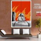 Megatron Generation 1 Original Transformers Art Giant Huge Print Poster
