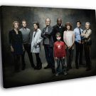 Resurrection Characters Tv Series 40x30 Framed Canvas Print
