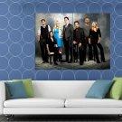 Criminal Minds Cast Characters Season 10 TV Series HUGE 48x36 Print POSTER