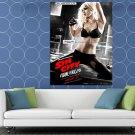 Sin City A Dame To Kill For Nancy Jessica Alba Movie HUGE 48x36 Print POSTER