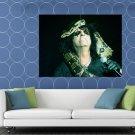 Alice Cooper Snake Hard Rock Music Singer HUGE 48x36 Print POSTER