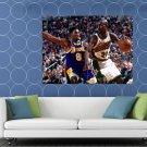 Gary Payton Seattle SuperSonics Retro Basketball Sport HUGE 48x36 Print POSTER