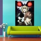 Death Note Manga Anime 47x35 Print Poster