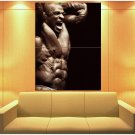 Ronnie Coleman Champion Mr Olympia Bodybuilder Fitness 47x35 Print Poster
