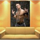 John Cena Wrestler Bodybuilder Champion 47x35 Print Poster