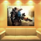 Titanfall Video Game Mech Amazing Art Huge Giant Print Poster
