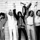 Aerosmith Steve Tyler Perry Hamilton Tabano Young Retro 32x24 Wall Print POSTER