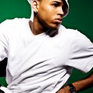 Chris Brown Awesome Portrait Handsome Music Singer 32x24 Wall Print POSTER