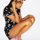 Vanessa V V Brown Hot Singer Indie Soul Rock Music 32x24 Wall Print POSTER