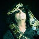 Alice Cooper Snake Hard Rock Music Singer 32x24 Wall Print POSTER