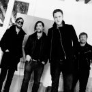Imagine Dragons Indie Rock Band BW Music 24x18 Print Poster