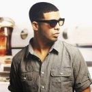 Drake Sunglass Hip Hop Singer Music 24x18 Print Poster