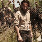 The Walking Dead Andrew Lincoln Rick Grimes Zombies 24x18 Print Poster