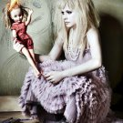 Avril Lavigne Doll Cool Amazing Pop Punk Music Singer 16x12 Print POSTER