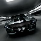 Ford Shelby Mustang GT 500 Speed BW 16x12 Print Poster