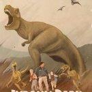 Jurassic Park Movie Art Artwork 16x12 Print Poster