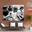 AC DC Rare Malcolm Angus Young Retro Music Hard Rock GIANT Huge Print Poster