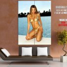Sofia Vergara Swimsuit Body Young Hot Sexy Actress GIANT Huge Print Poster