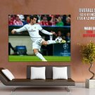 Gareth Bale Volley Awesome Real Madrid Soccer Football GIANT Huge Print Poster