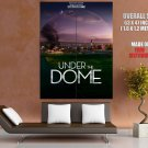 Airplane Crash Awesome Dusk Under The Dome TV Series GIANT Huge Print Poster