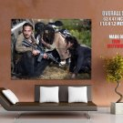 Rick Grimes Characters The Walking Dead TV Series GIANT Huge Print Poster