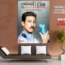 Cast Characters OITNB Orange Is The New Black TV Series GIANT Huge Print Poster