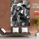 Viva Las Vegas Ann Margret Elvis Presley Movie GIANT Huge Print Poster