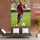 DaMarcus Beasley USA Football Soccer Sport GIANT Huge Print Poster