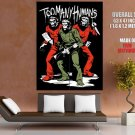 Conquest Of The Planet Of The Apes Art Retro Movie GIANT Huge Print Poster