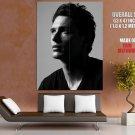 James Franco Handsome Actor Hot Portrait BW GIANT Huge Print Poster