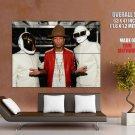 Pharrell Williams Hip Hop R B Music Singer GIANT Huge Print Poster