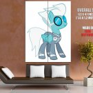 Fleetfoot Wonderbolts My Little Pony Friendship Cute GIANT Huge Print Poster