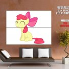 Apple Bloom My Little Pony Friendship Is Magic Cute GIANT Huge Print Poster