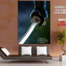 Leonardo Teenage Mutant Ninja Turtles 2014 Movie TMNT GIANT Huge Print Poster